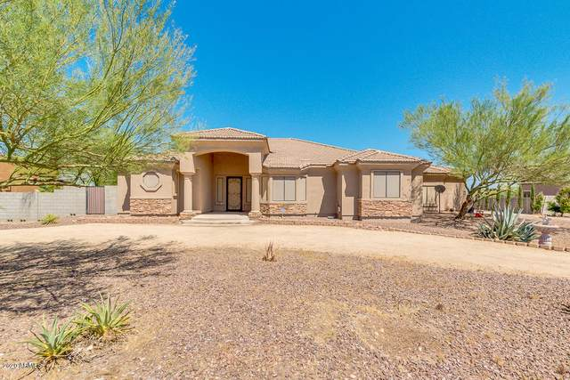 28615 N 153RD Avenue, Surprise, AZ 85387 (MLS #6111681) :: The Laughton Team