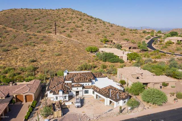12016 N Sunset Vista Drive, Fountain Hills, AZ 85268 (MLS #6111695) :: neXGen Real Estate