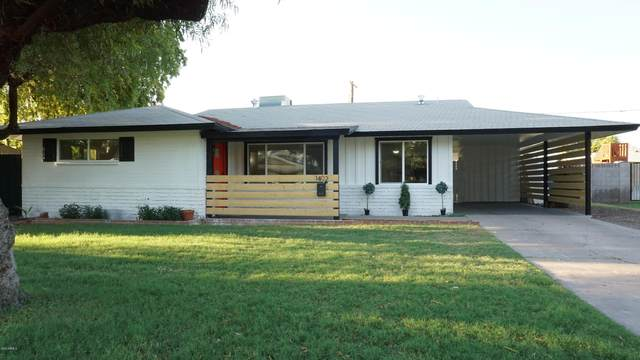 1402 W Medlock Drive, Phoenix, AZ 85013 (MLS #6111704) :: neXGen Real Estate
