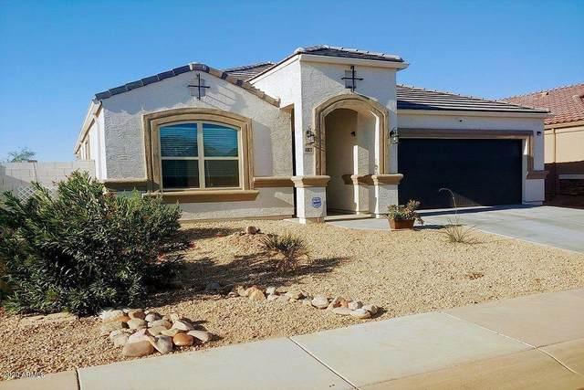 41821 W Rosa Drive, Maricopa, AZ 85138 (MLS #6111744) :: The Bill and Cindy Flowers Team