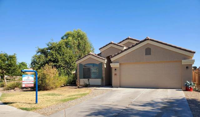 10611 W Sonora Street, Tolleson, AZ 85353 (MLS #6111753) :: Klaus Team Real Estate Solutions