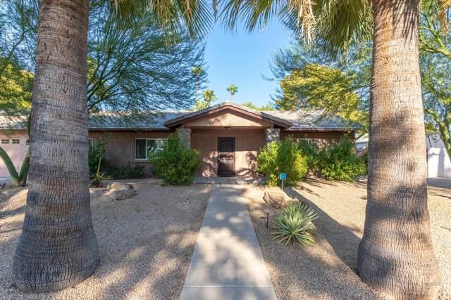 12411 N 57TH Street, Scottsdale, AZ 85254 (MLS #6111755) :: Lux Home Group at  Keller Williams Realty Phoenix