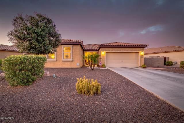 918 E Rojo Way, Gilbert, AZ 85297 (MLS #6111757) :: The Daniel Montez Real Estate Group