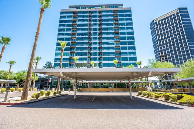 1 E Lexington Avenue #205, Phoenix, AZ 85012 (MLS #6111760) :: The Property Partners at eXp Realty