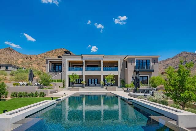 20724 N 112TH Street, Scottsdale, AZ 85255 (MLS #6111765) :: Lux Home Group at  Keller Williams Realty Phoenix