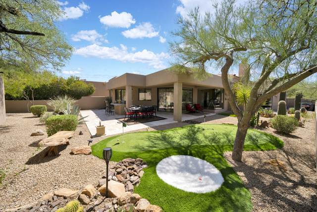 7500 E Boulders Parkway #51, Scottsdale, AZ 85266 (MLS #6111769) :: The Bill and Cindy Flowers Team