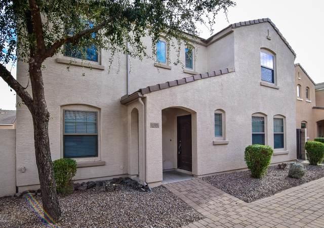 2721 E Bart Street, Gilbert, AZ 85295 (MLS #6111796) :: The Daniel Montez Real Estate Group