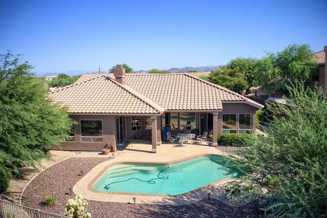 5017 E Justica Street, Cave Creek, AZ 85331 (MLS #6111806) :: Klaus Team Real Estate Solutions