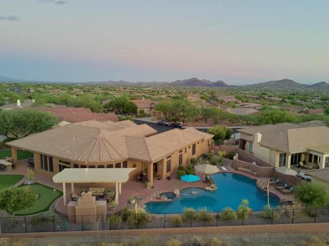 2636 W Ravina Drive, Anthem, AZ 85086 (MLS #6111825) :: Riddle Realty Group - Keller Williams Arizona Realty