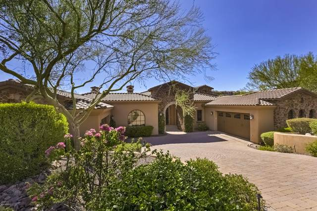 9108 N Fireridge Trail, Fountain Hills, AZ 85268 (MLS #6111831) :: The Daniel Montez Real Estate Group