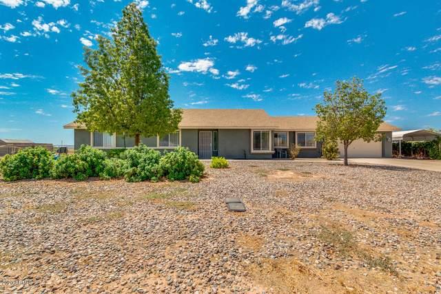 4681 E Mustang Drive, Eloy, AZ 85131 (MLS #6111837) :: Klaus Team Real Estate Solutions