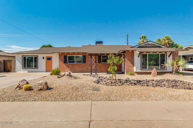8530 E Rancho Vista Drive, Scottsdale, AZ 85251 (MLS #6111841) :: Brett Tanner Home Selling Team