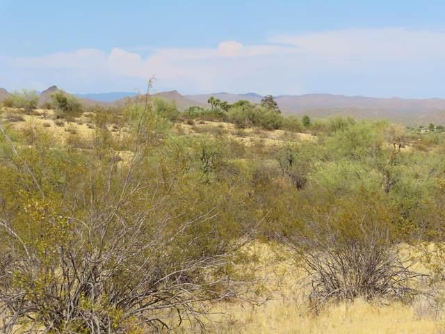 564xx N 334TH Drive, Wickenburg, AZ 85390 (MLS #6111864) :: The C4 Group