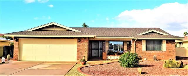 7938 E Milagro Avenue, Mesa, AZ 85209 (MLS #6111875) :: The Daniel Montez Real Estate Group