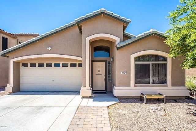 4931 W Desert Drive, Laveen, AZ 85339 (MLS #6111881) :: The Laughton Team