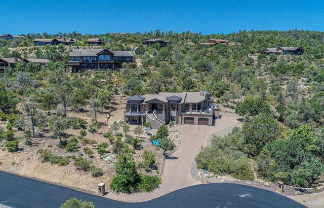 920 Winding Spruce Way Way, Prescott, AZ 86303 (MLS #6111897) :: The C4 Group