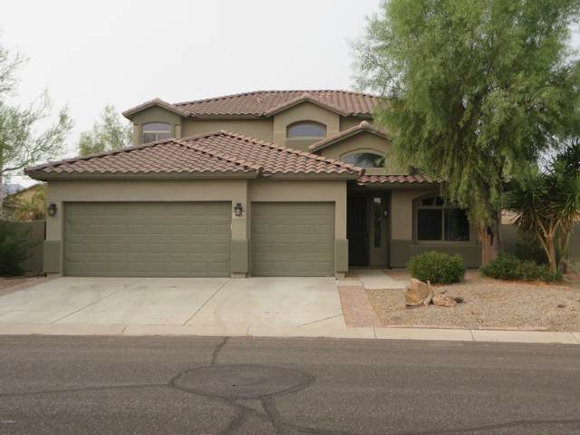 18100 E Via Margarita, Gold Canyon, AZ 85118 (MLS #6111904) :: The Helping Hands Team