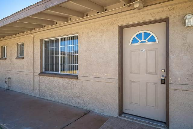 7101 N 36TH Avenue #105, Phoenix, AZ 85051 (MLS #6111915) :: The Daniel Montez Real Estate Group