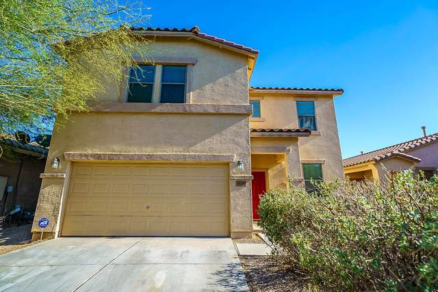 44181 W Askew Drive, Maricopa, AZ 85138 (MLS #6111919) :: Lux Home Group at  Keller Williams Realty Phoenix