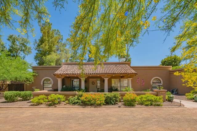 5521 E Cholla Street, Scottsdale, AZ 85254 (MLS #6111922) :: The Daniel Montez Real Estate Group