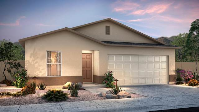 3676 E Mariscal Drive, Kingman, AZ 86409 (MLS #6111931) :: The C4 Group