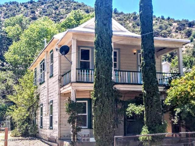 504 A Tombstone Canyon Road, Bisbee, AZ 85603 (MLS #6111973) :: Long Realty West Valley
