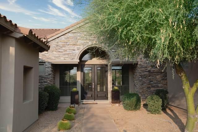 9799 E Jagged Peak Road, Scottsdale, AZ 85262 (MLS #6111982) :: The Laughton Team
