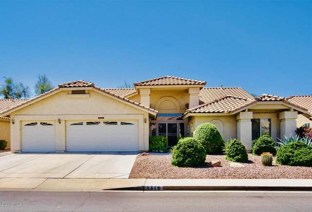 8343 W Rockwood Drive, Peoria, AZ 85382 (MLS #6111992) :: Long Realty West Valley
