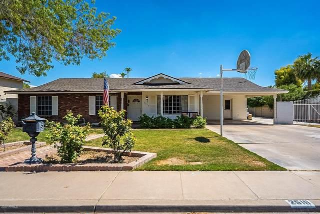 2519 E Ivy Street, Mesa, AZ 85213 (MLS #6112018) :: Klaus Team Real Estate Solutions