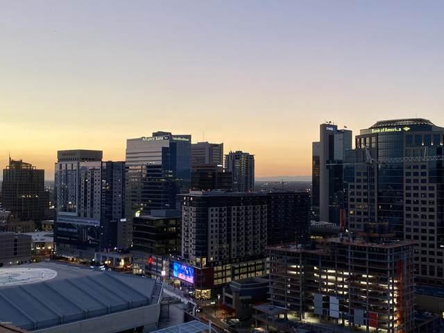 310 S 4TH Street #2002, Phoenix, AZ 85004 (MLS #6112021) :: Brett Tanner Home Selling Team