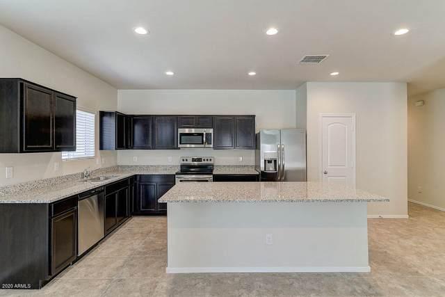 273 S San Jose Lane, Casa Grande, AZ 85194 (MLS #6112077) :: Brett Tanner Home Selling Team