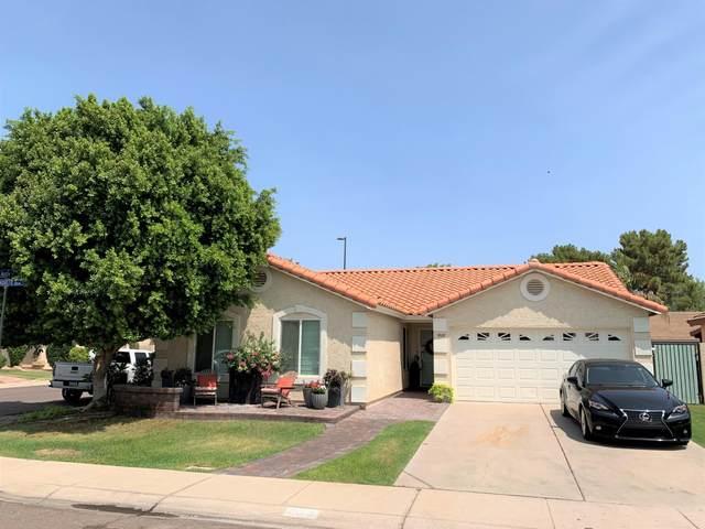 1822 E Marquette Drive, Gilbert, AZ 85234 (MLS #6112084) :: Klaus Team Real Estate Solutions