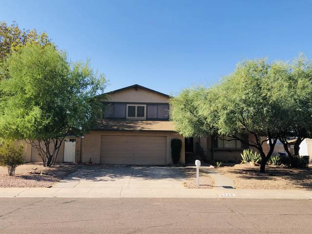 729 E Chilton Drive, Tempe, AZ 85283 (MLS #6112088) :: NextView Home Professionals, Brokered by eXp Realty
