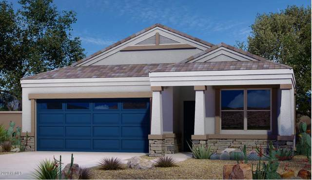 2452 E Alida Trail, Casa Grande, AZ 85194 (MLS #6112104) :: The W Group