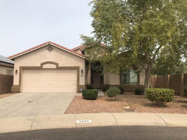 3689 S 257TH Avenue, Buckeye, AZ 85326 (MLS #6112108) :: The Laughton Team