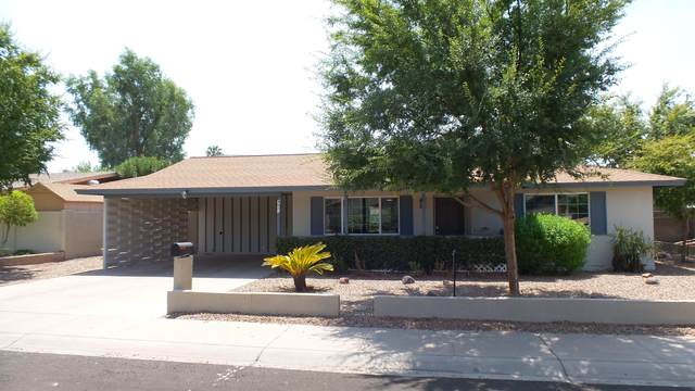 4621 W Purdue Avenue, Glendale, AZ 85302 (MLS #6112110) :: The Laughton Team