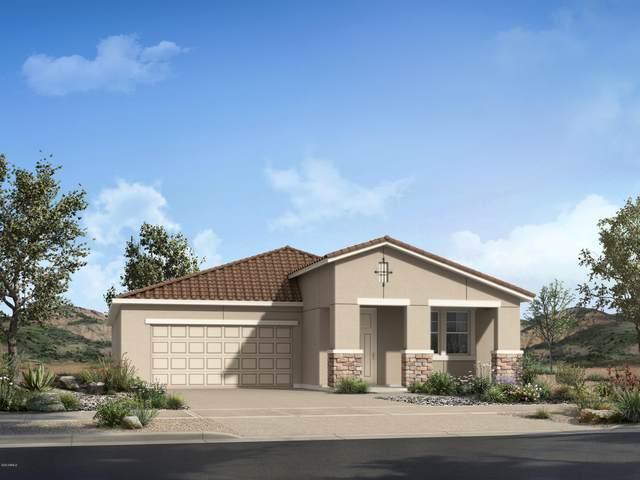2734 S Eastridge, Mesa, AZ 85209 (MLS #6112125) :: The Laughton Team