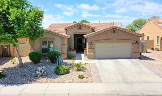260 S San Luis Rey Trail, Casa Grande, AZ 85194 (MLS #6112133) :: Brett Tanner Home Selling Team