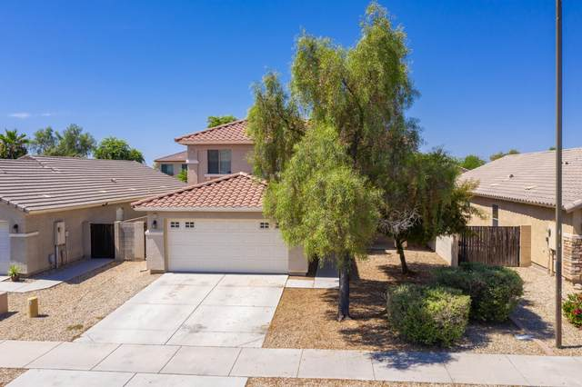 574 S 167TH Drive, Goodyear, AZ 85338 (MLS #6112146) :: neXGen Real Estate