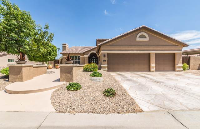 14999 W Crenshaw Drive, Goodyear, AZ 85395 (MLS #6112178) :: My Home Group