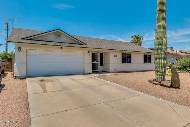 2580 S Mariposa Road, Apache Junction, AZ 85119 (MLS #6112200) :: Riddle Realty Group - Keller Williams Arizona Realty