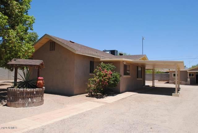 715 S Cedar Drive, Apache Junction, AZ 85120 (MLS #6112214) :: The Helping Hands Team