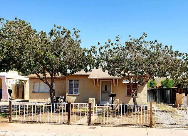 2312 E Portland Street, Phoenix, AZ 85006 (MLS #6112224) :: Klaus Team Real Estate Solutions
