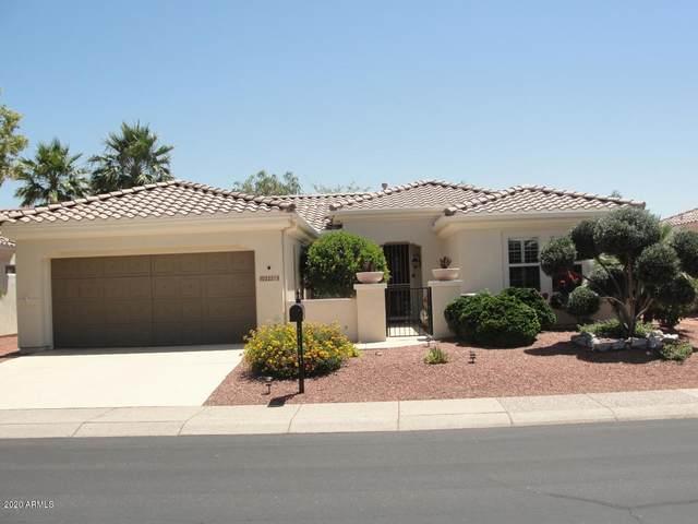 22515 N Arrellaga Drive, Sun City West, AZ 85375 (MLS #6112233) :: The Garcia Group