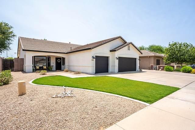 4551 E Redfield Court, Gilbert, AZ 85234 (MLS #6112240) :: Scott Gaertner Group