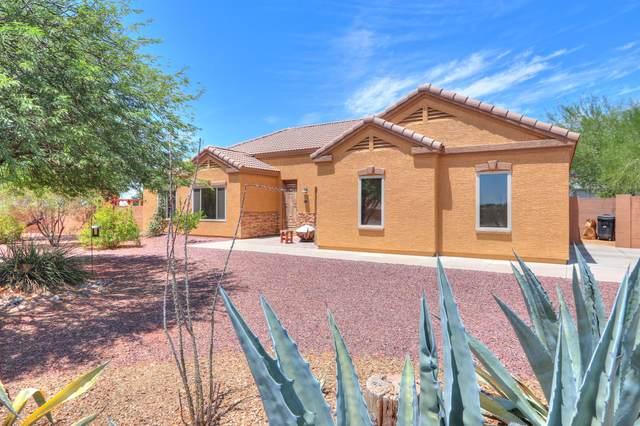 9908 N Chemehlevi Drive, Casa Grande, AZ 85122 (MLS #6112268) :: Brett Tanner Home Selling Team