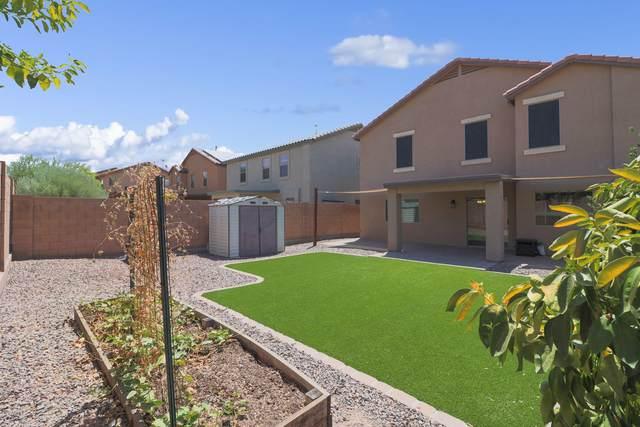 2418 W Via Dona Road, Phoenix, AZ 85085 (MLS #6112270) :: Lux Home Group at  Keller Williams Realty Phoenix