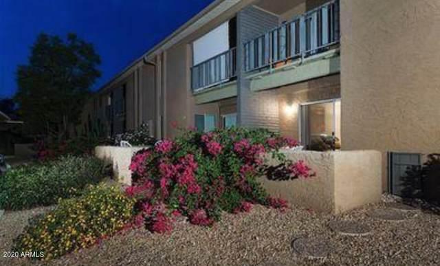 4354 N 82ND Street #154, Scottsdale, AZ 85251 (MLS #6112294) :: Brett Tanner Home Selling Team