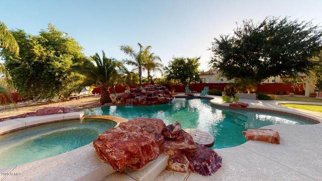 4701 W Electra Lane, Glendale, AZ 85310 (MLS #6112314) :: Conway Real Estate