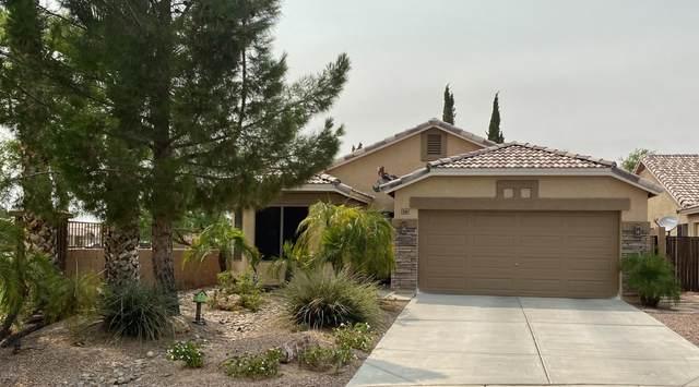 2614 N 107TH Lane, Avondale, AZ 85392 (MLS #6112326) :: The Helping Hands Team
